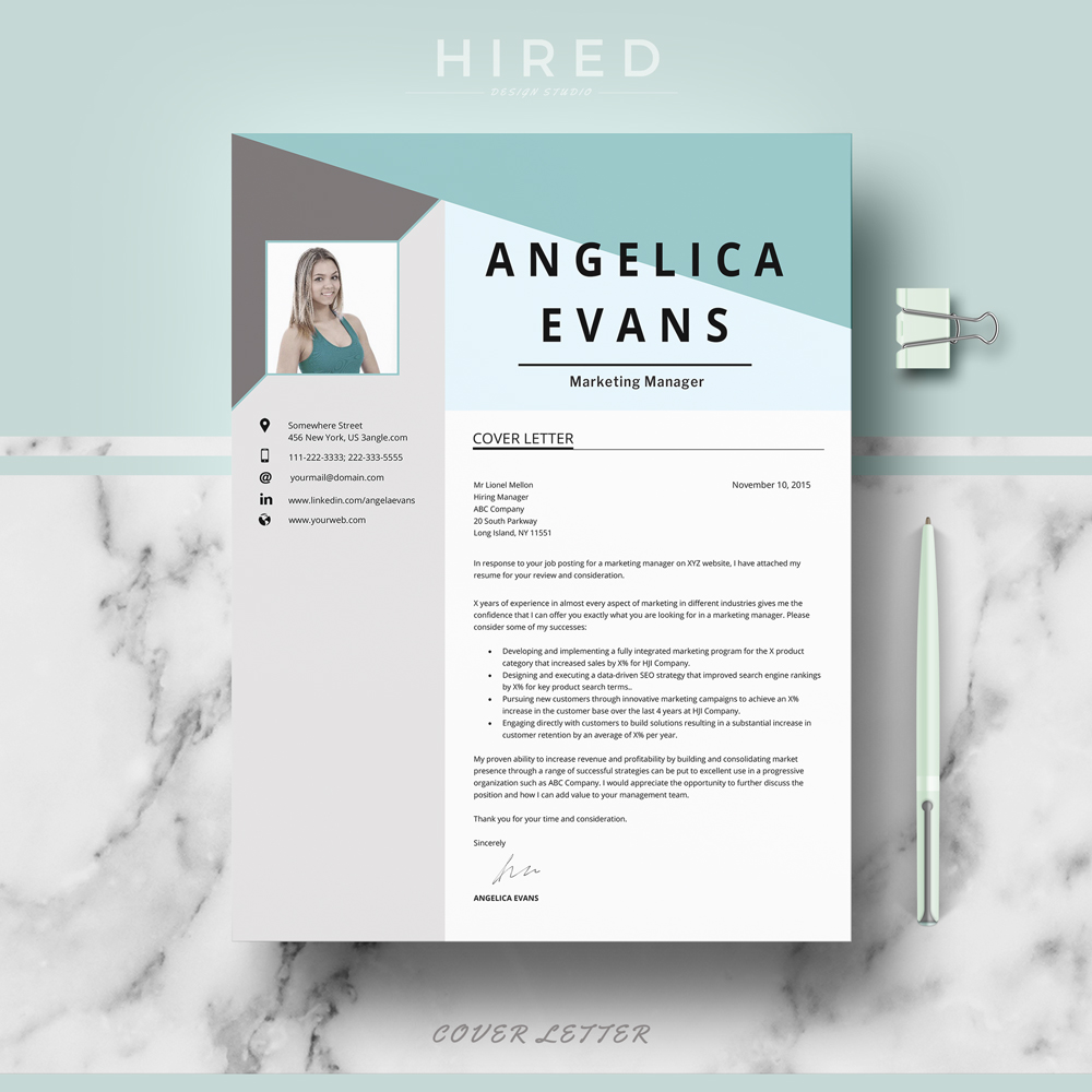 "Hired Design Studio: ""Angelica"""