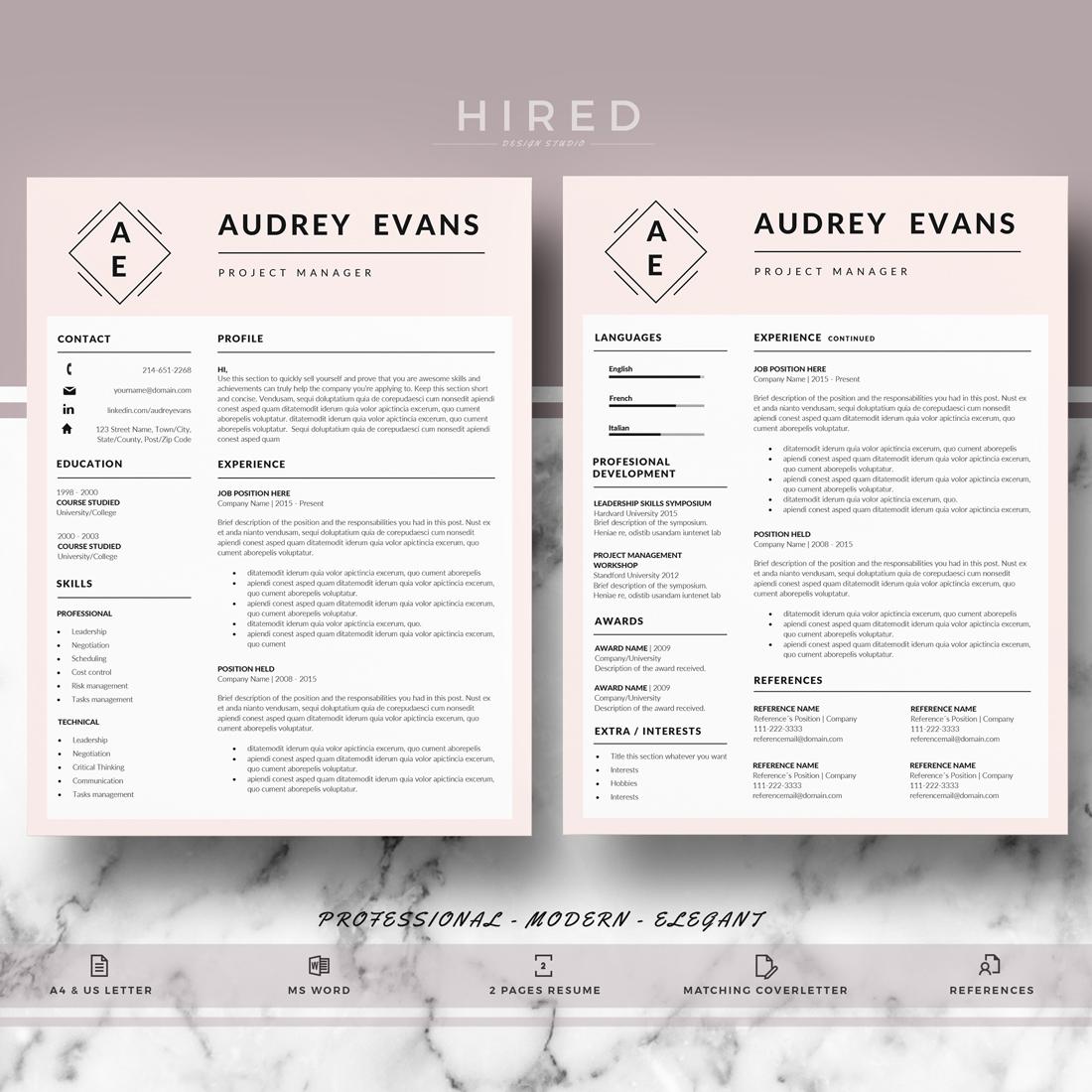 Creative Resume Names resume 29 Like