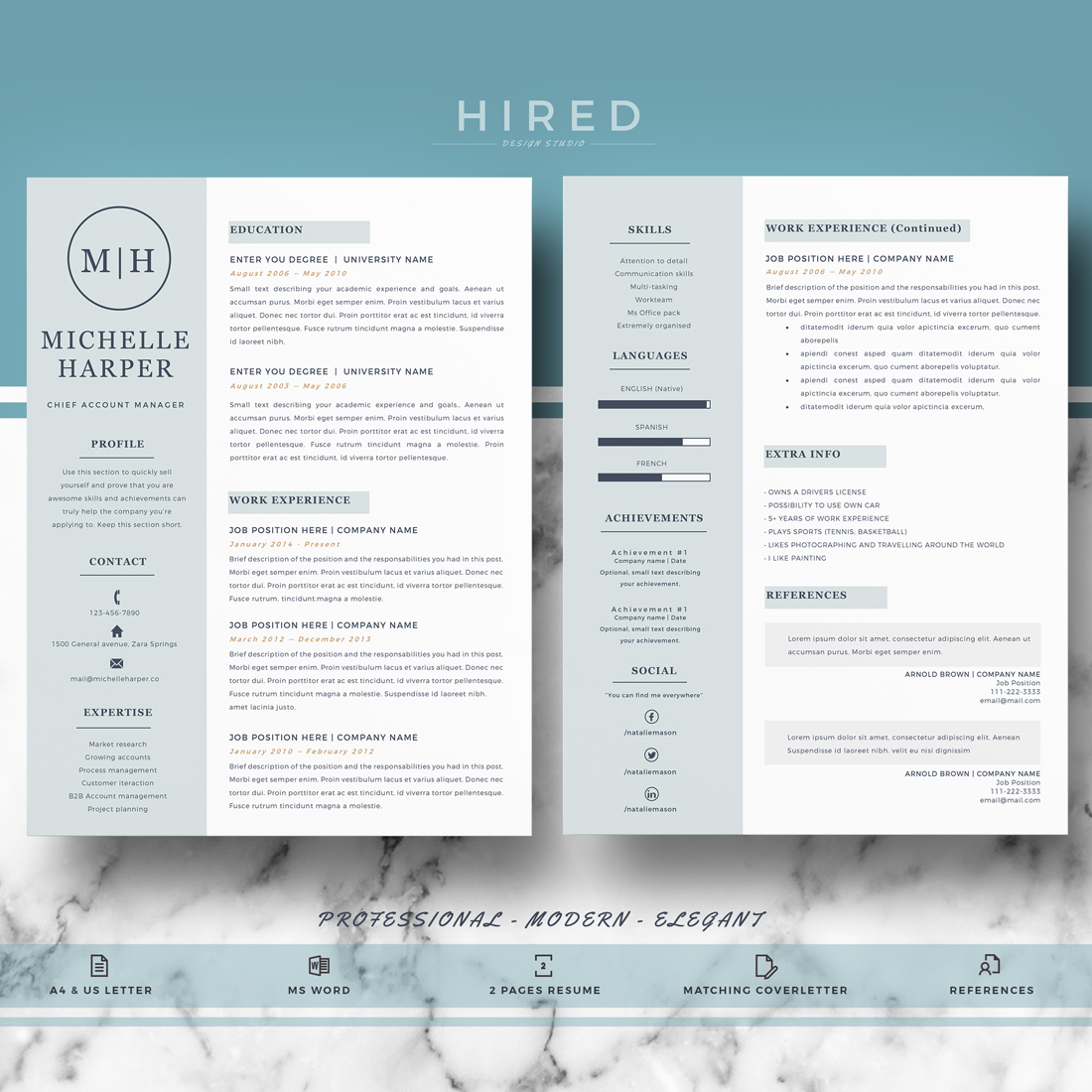Curriculum Vitae Archives Page 5 Of 5 Hired Design Studio