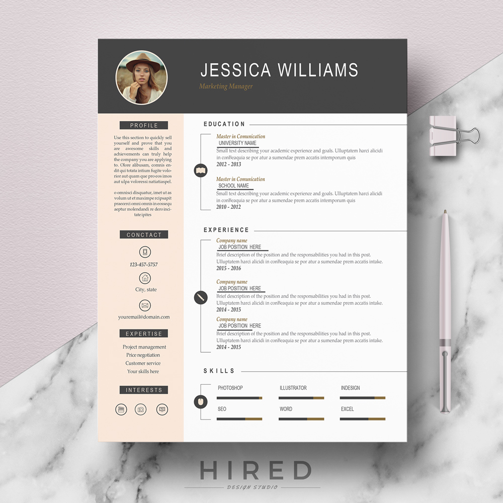 Jessica Hired Design Studio